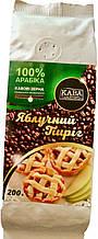 Кофе в зернах Кава Характерна Яблочный пирог 100% арабика,  200 гр