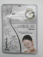 Тканевая маска с гиалуроновой кислотой Япония, фото 1