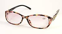 Женские очки с тонированной линзой (9004 тон кор -), фото 1