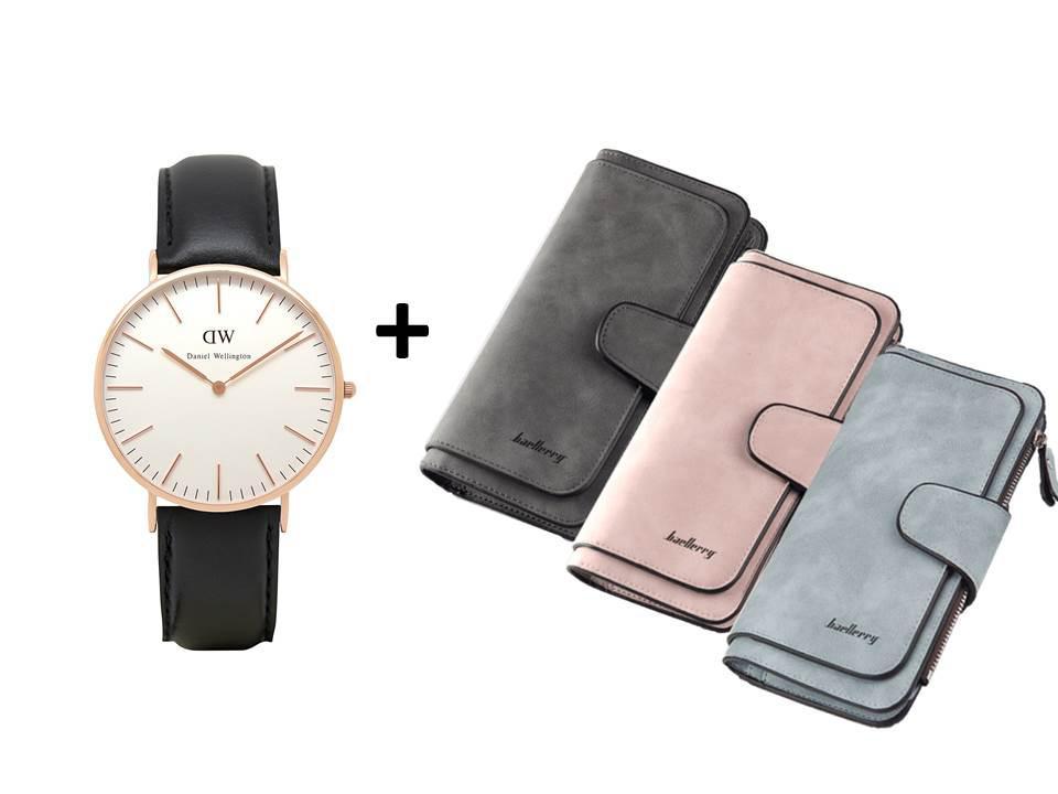 Купи кошелек часы в подарок часы tissot 1853 купить женские