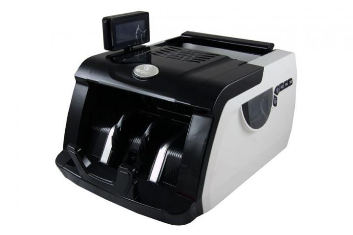 Счетная машинка для счета денег с ультрафиолетовым детектором валют Bill Counter 6200