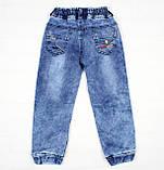Утепленные джинсы для мальчика, фото 2