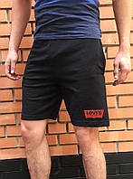 Мужские летние шорты Levi's / спортивные черные