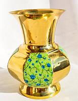 Очаровательная Ваза,вазочка! Винтаж!Прованс!Латунь
