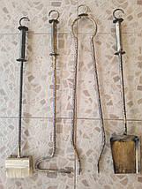 Набор для камина кованый №1, фото 3
