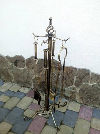 Набор для камина кованый №1, фото 2