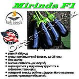 Баклажан МИРИНДА F1 / MIRINDA F1, ТМ Lark Seeds (США), упаковка 1000 семян, фото 2