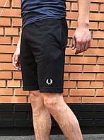Фред пери шорты летние мужские / Fred perry черные