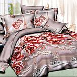 Двуспальное постельное белье, Парижские тайны, ранфорс