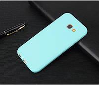 Чехол Style для Samsung A7 2016 A710 A710H бампер матовый Mint