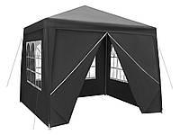 Павильон садовый палатка 3х3м 4 стены