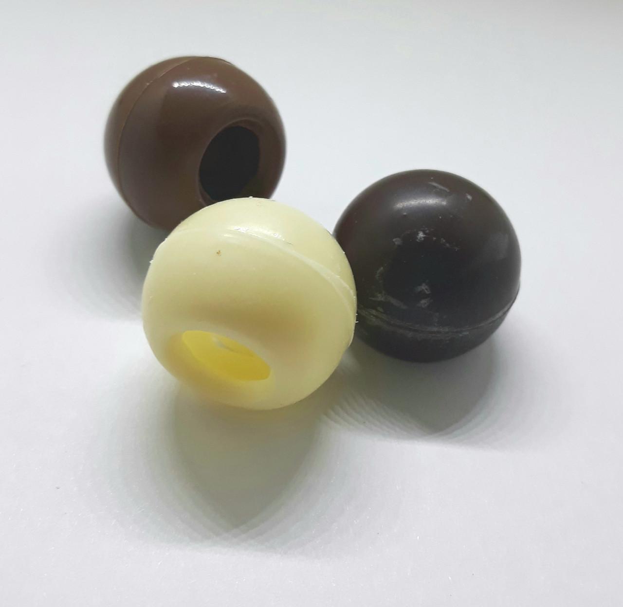 Шарик шоколадный 2 см  в ассортименте Галетте -06106