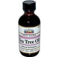 Масло чайного дерева 100%   60 мл от инфекционных грибковых заболеваний кожи слизистых 21-й век USA