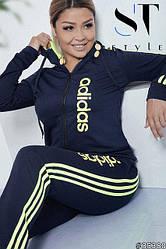 Женский спортивный костюм adidas Originals Размеры: 48-50, 52-54