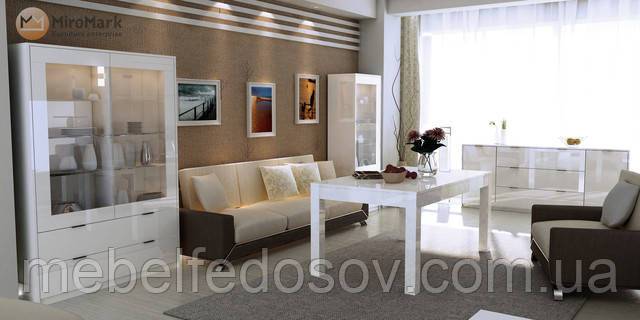 Модульная гостиная Рома (Миро Марк/MiroMark)