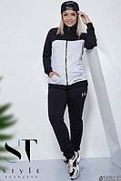 Комфортный и очень удобный спортивный костюм Размеры: 48-50,52-54