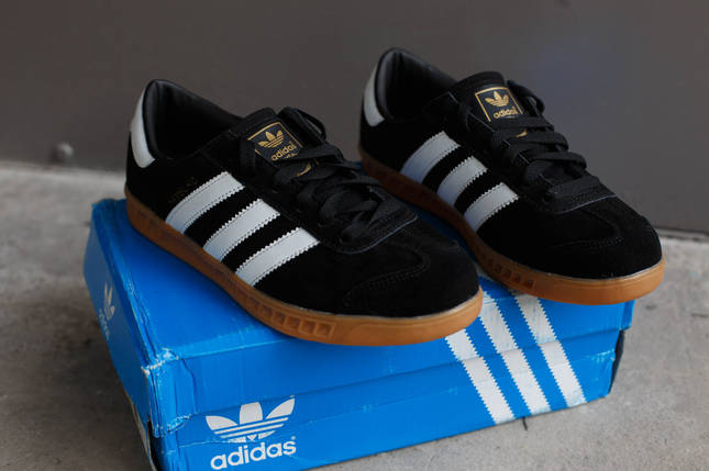 Кроссовки мужские Adidas Hamburg, фото 2