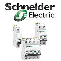 Автоматичні вимикачі Schneider Electric Acti9 iC60N