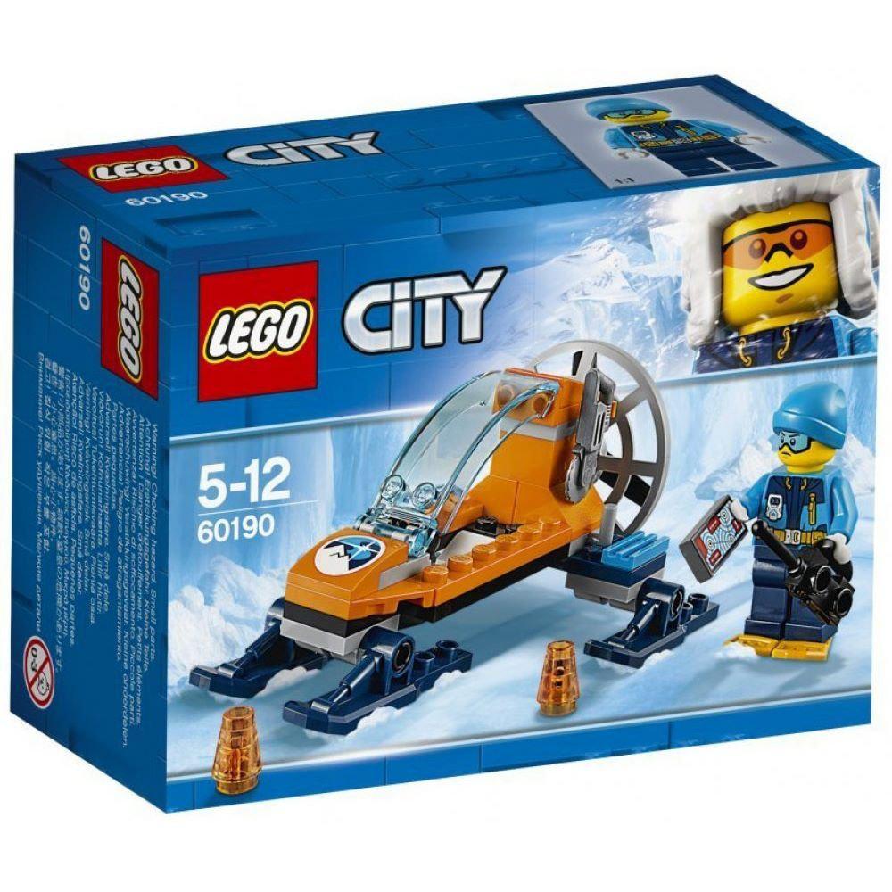 Лего Сіті Арктика: крижаний глайдер 60190