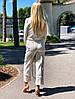 Женский костюм в пижамном стиле в разных моделях. ТС-19-0618, фото 2
