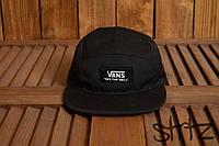 Популярная пятипанельная кепка Vans