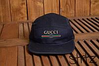 Стильная кепка пятиклинка Гуччи