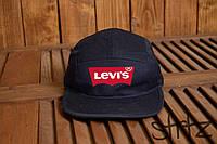 Современная кепка пятиклинка Левайс