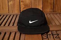 Классная пятипанельная кепка Nike