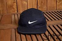 Модная пятипанельная кепка Найк