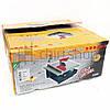 Плиткорез электрический с охлаждением пассивным Erman TC 101 станок для резки плитки с лотком электроплиткорез, фото 8