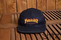 Классная пятипанельная кепка Трешер