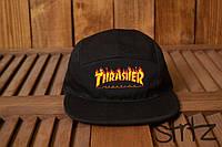 Сучасна кепка пятиклинка Thrasher