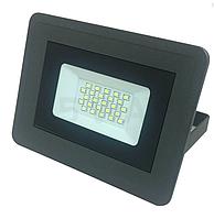 Светодиодный прожектор 20Вт Biom  SMD-20-Slim 6500K Deep Grey IP65, фото 1