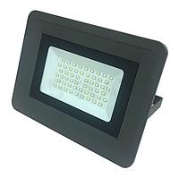 Светодиодный прожектор 50Вт Biom SMD-50-Slim 6500K Deep Grey IP65