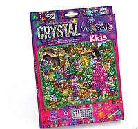 Детское творчество Crystal Mosaic Белоснежка Данко Тойс