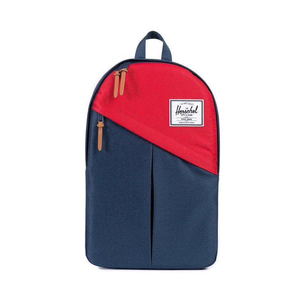 Рюкзак Herschel Supply Co. Parker Laptop Backpack (Navy / Red)