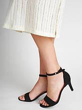 Босоножки женские кожаные черного цвета Rylko (Босоніжки жіночі шкіряні  чорного кольору) 7NDB T1  14  купить по лучшей цене от Компании Rylko. e56e10ff376c2