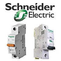 Автоматические выключатели,УЗО(устройство защитного отключения),Дифференциальные автоматы Шнайдер