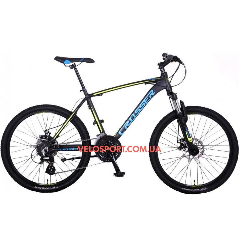 Подростковый велосипед Crosser Inspiron 24 дюйма