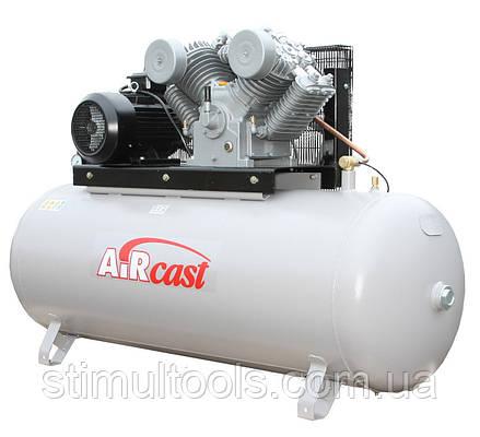 Компрессор ременной Remeza Aircast СБ4/Ф-500.LT 100-11,0 (380 В)