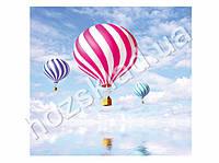 "Салфетка Luxy ""Воздушные шары"" 33х33см 3 слоя 20шт"