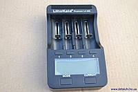 Зарядное устройство LiitoKala Lii-500 + БП + адаптер