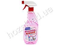 """Средство для мытья окон Window """"Original plus"""" с нашатырным спиртом, тригер 0,5л (розовый)"""