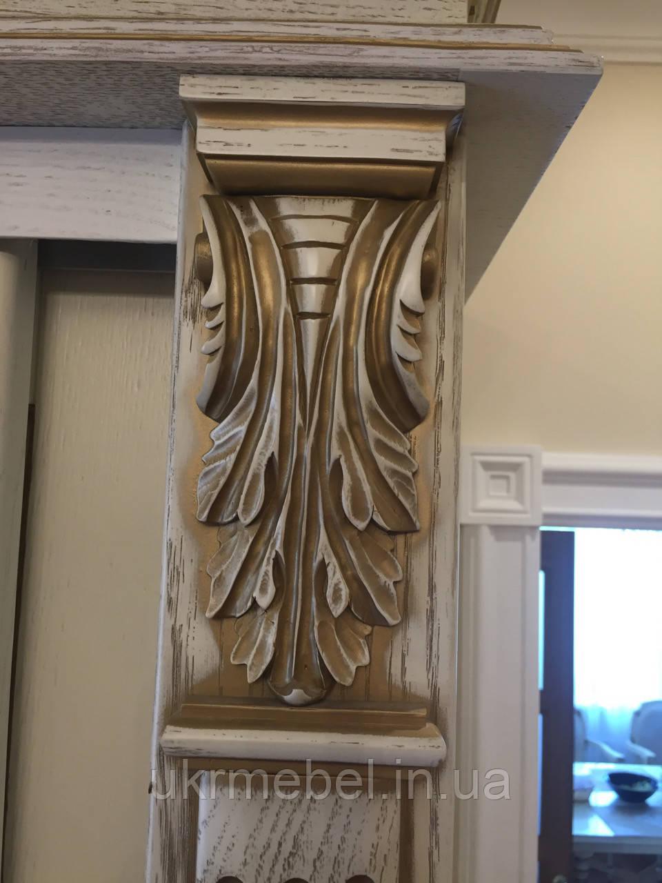 Деревянные порталы. Карнизы деревянные под заказ