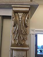 Деревянные порталы. Карнизы деревянные под заказ, фото 1