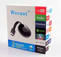 Wecast E8 Сhromecast hdmi wifi приемник