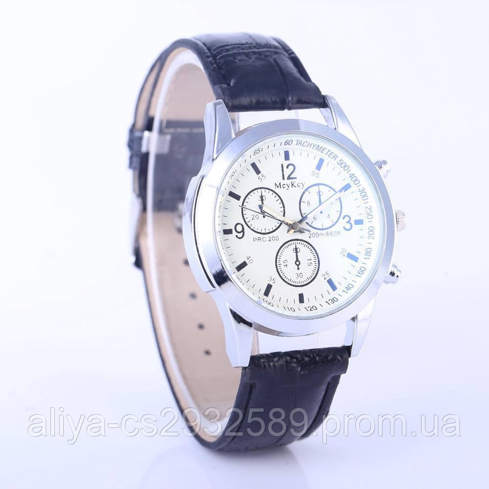 Мужские кожаные часы