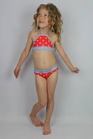 Детский купальник раздельный для девочки