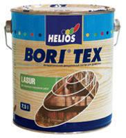 Helios Boritex Classic (Lasur) макаср 2.5л, Деревозащитное средство с ультрафиолетовым фильтром
