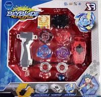 """Игровой набор """"Beyblade"""" 5 в 1 (4 волчка + арена)"""